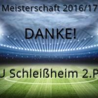 FC U. SCHLEIßHEIM 2.PLATZ