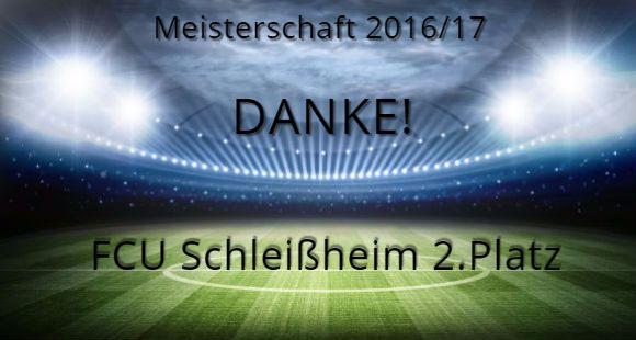 FC U. SCHLEIßHEIM2.PLATZ